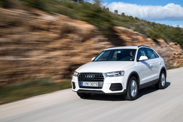 H νέα γενιά του Audi A4 συνοδεύεται με εργοστασιακή εγγύηση πέντε χρόνων...