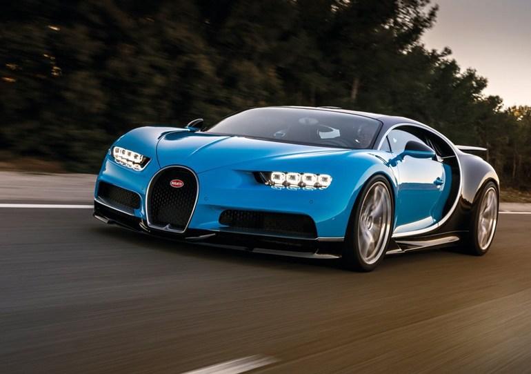 Ο Michael Schumacher ήταν κάτοχος μίας Bugatti EB110...