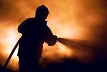 Καρδίτσα: Πυρκαγιά με 98χρονη τραυματία σε σπίτι στο Μαυρομάτι